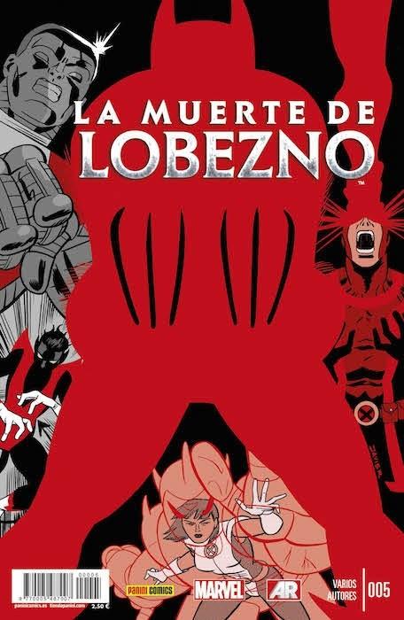 Couverture de La muerte de Lobezno -5- La Muerte de Lobezno: Vida después de Logan