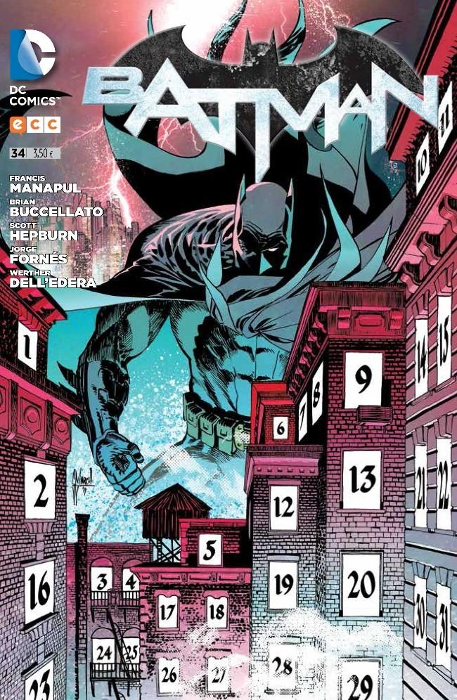 Couverture de Batman (en espagnol) -34- Ícaro: La Teoría del Caos