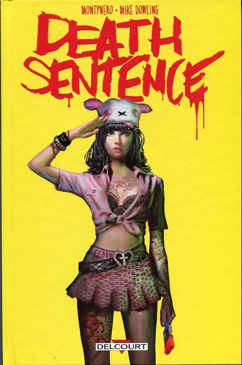 Couverture de Death Sentence - Death sentence