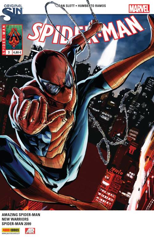 Spiderman V5 Tome 06 Panini Comics French