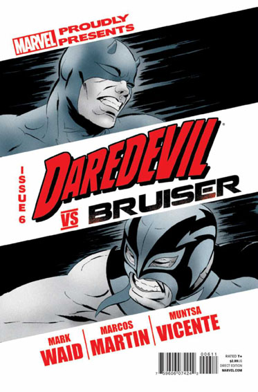 Couverture de Daredevil Vol. 3 (Marvel - 2011) -6- Untitled