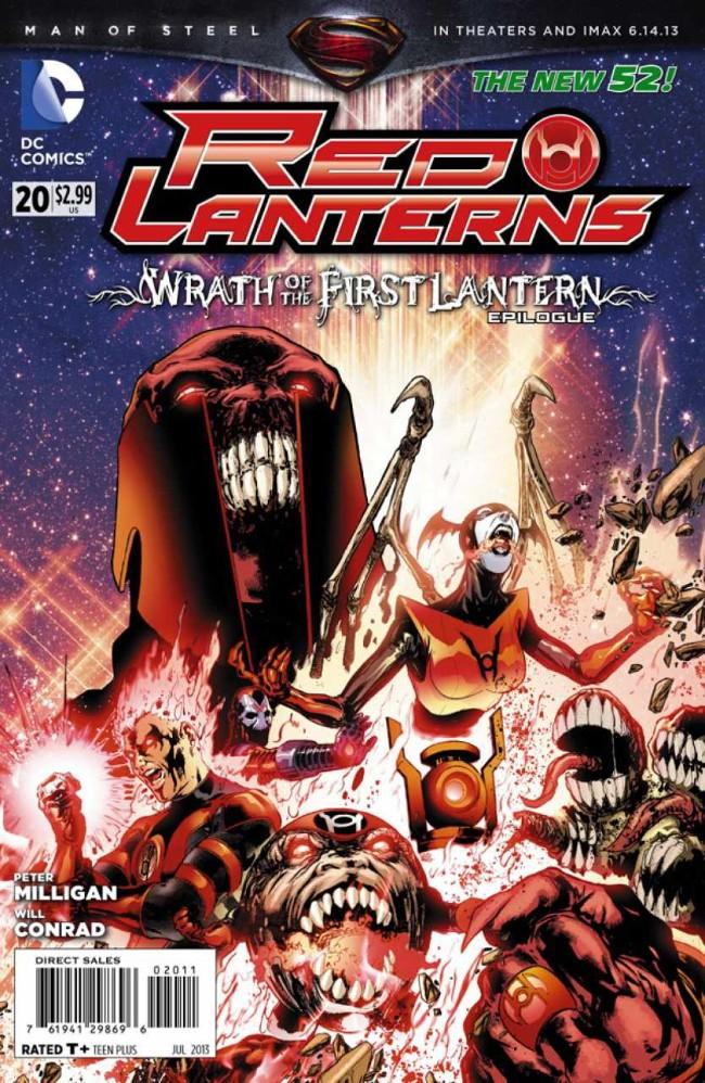 Couverture de Red Lanterns (2011) -20- A Death Long Coming...