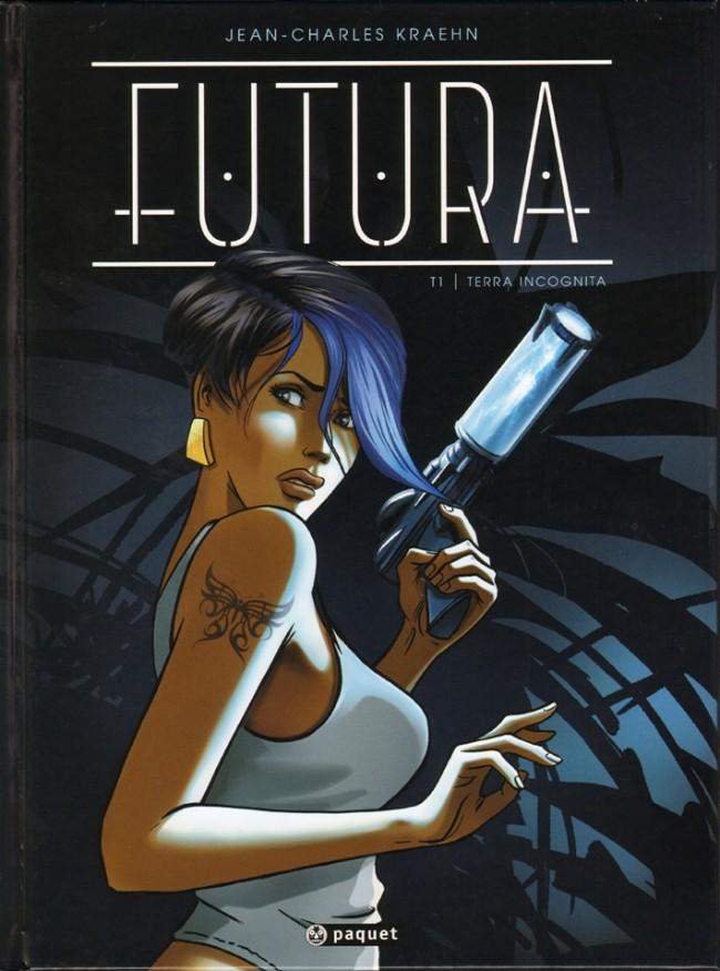 Couverture de Futura -1- Terra Incognita