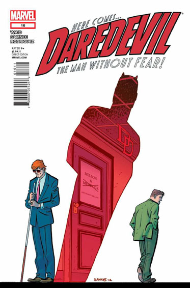 Couverture de Daredevil Vol. 3 (Marvel - 2011) -16- Untitled