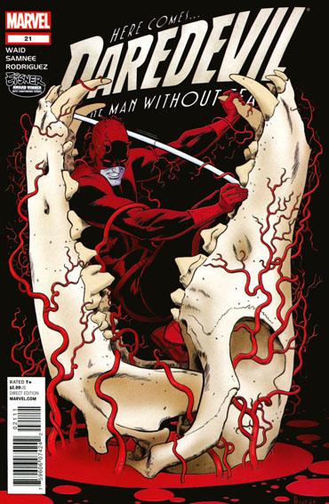 Couverture de Daredevil Vol. 3 (Marvel - 2011) -21- Untitled