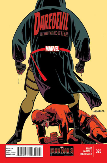 Couverture de Daredevil Vol. 3 (Marvel - 2011) -25- Untitled