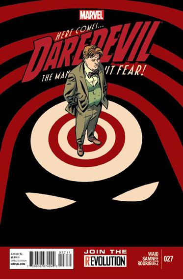 Couverture de Daredevil Vol. 3 (Marvel - 2011) -27- Untitled