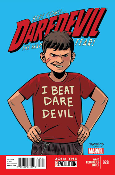 Couverture de Daredevil Vol. 3 (Marvel - 2011) -28- Untitled