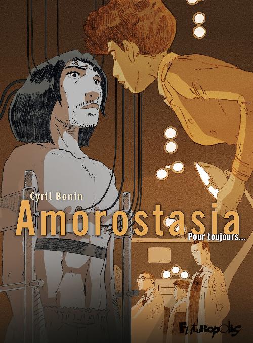 Couverture de Amorostasia -2- Pour toujours...