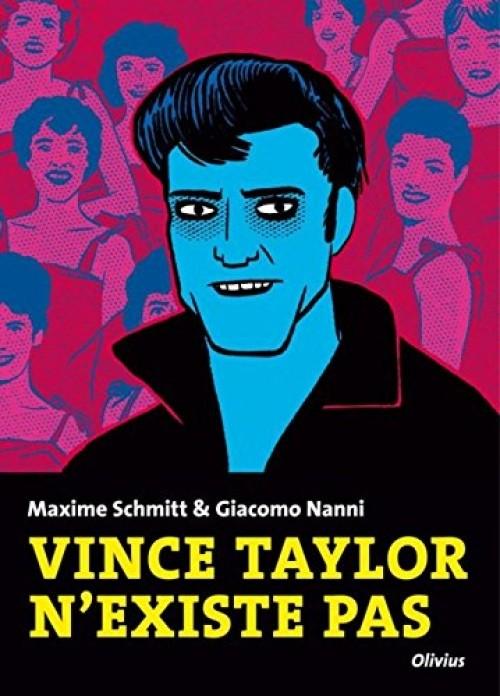 Couverture de Vince Taylor n'existe pas