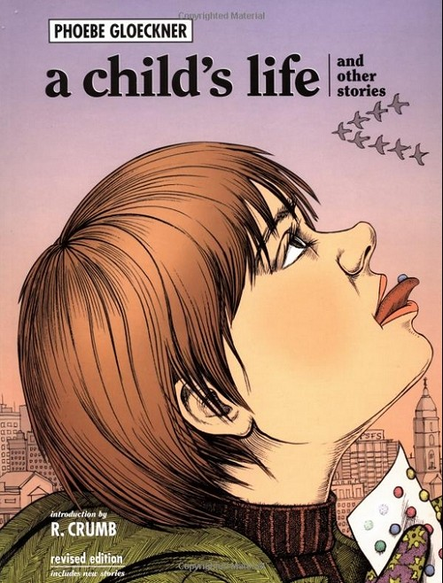 Couverture de A child's life and other stories (1998) -INTa- A child's life and other stories