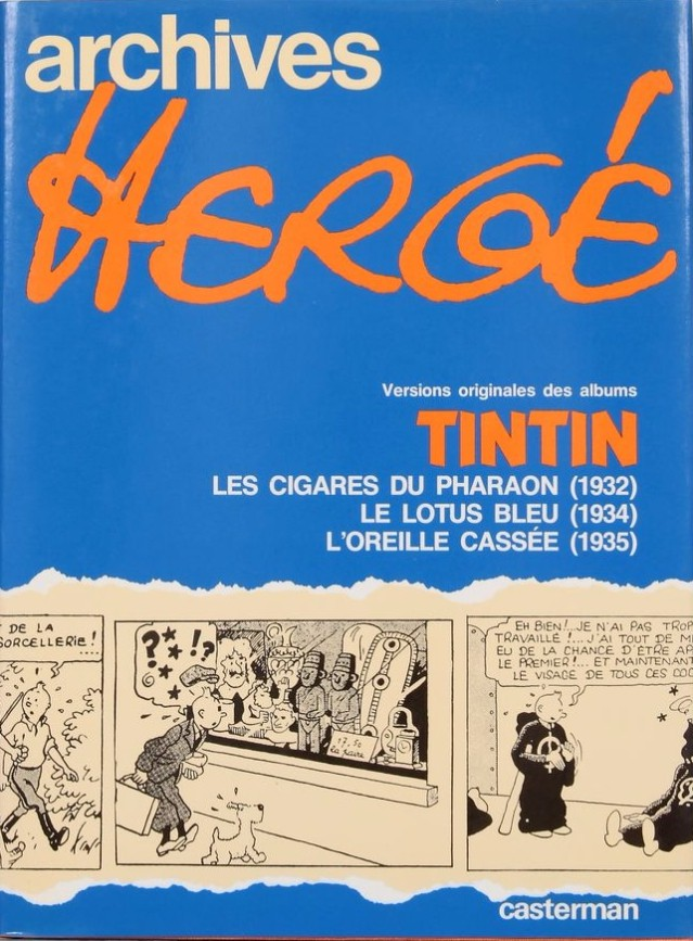 Archives Hergé - tome 3