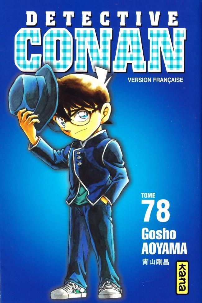 Couverture de Détective Conan -78- Tome 78