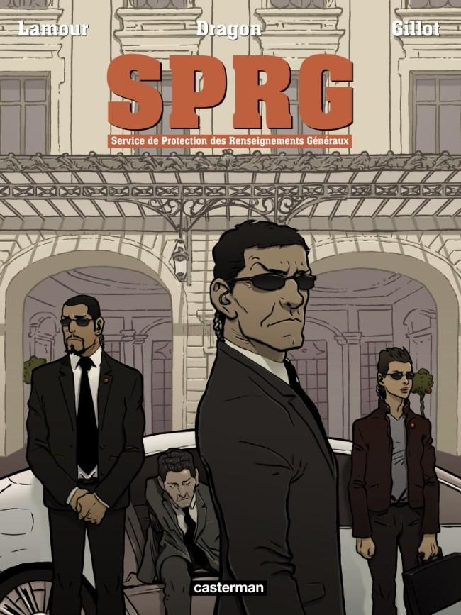 SPRG - Service de Protection des Renseignement Généraux