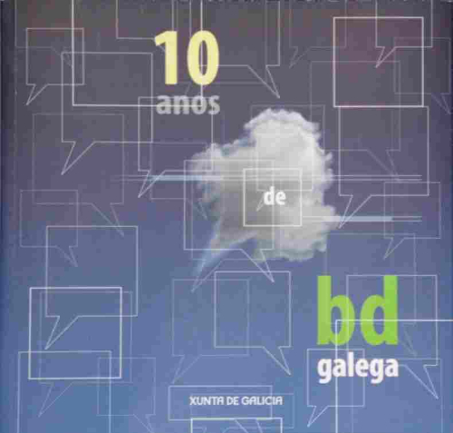 Couverture de (DOC) Études et essais divers - 10 anos de BD galega