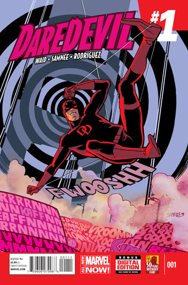 Couverture de Daredevil Vol. 4 (Marvel - 2014) -1- Untitled