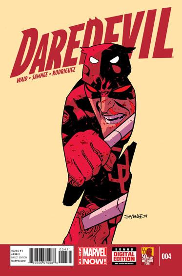 Couverture de Daredevil Vol. 4 (Marvel - 2014) -4- Untitled
