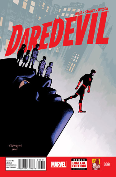 Couverture de Daredevil Vol. 4 (Marvel - 2014) -9- Untitled