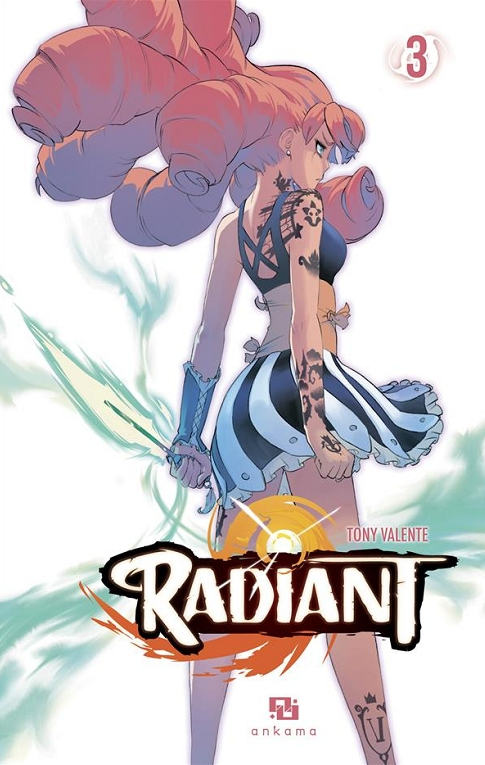 Couverture de Radiant -3- Tome 3