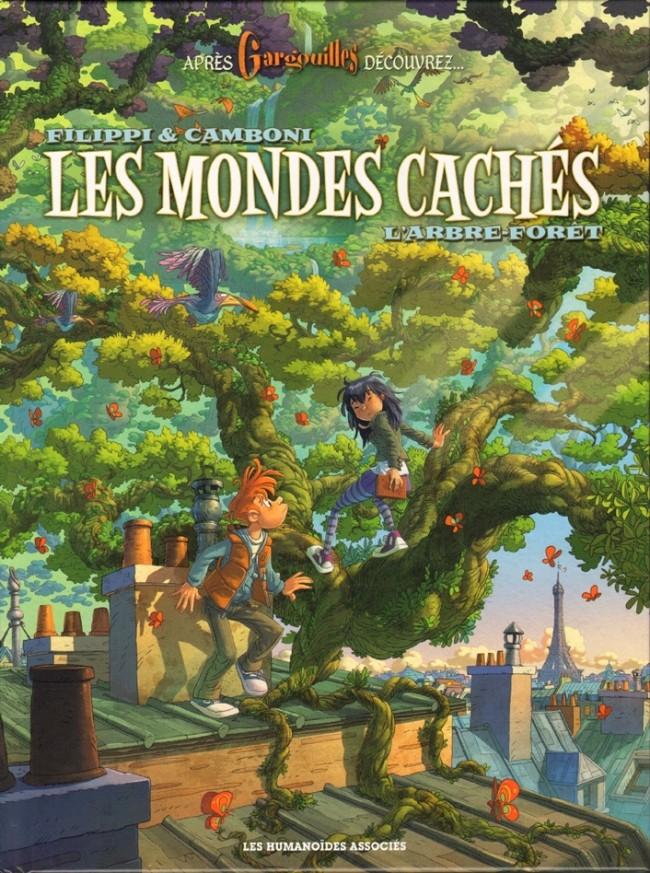 Les Mondes cachés Tomes 1 et 2 PDF
