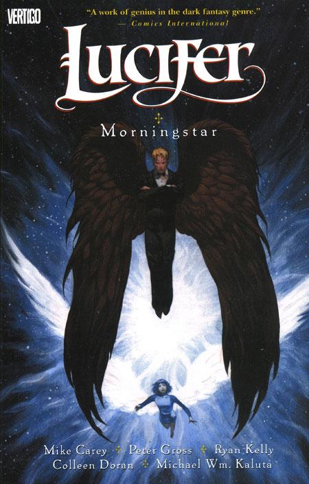 Couverture de Lucifer (2000) -INT10- Morningstar