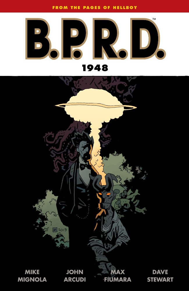 Couverture de B.P.R.D. (2003) -INT16- 1948