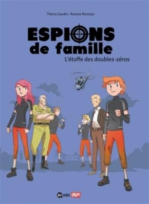 Espions de famille - T04 - PDF