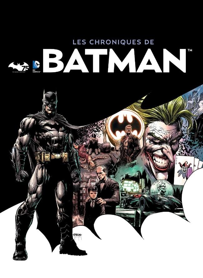 Couverture de (DOC) DC Comics - Batman -5- Les Chroniques de Batman