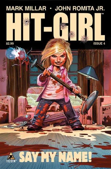 Couverture de Hit-Girl (2012) -4- Issue 4