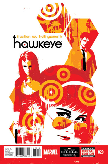 Couverture de Hawkeye (2012) -20- Untitled
