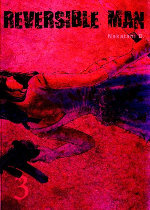 Couverture de Reversible man -3- Volume 3