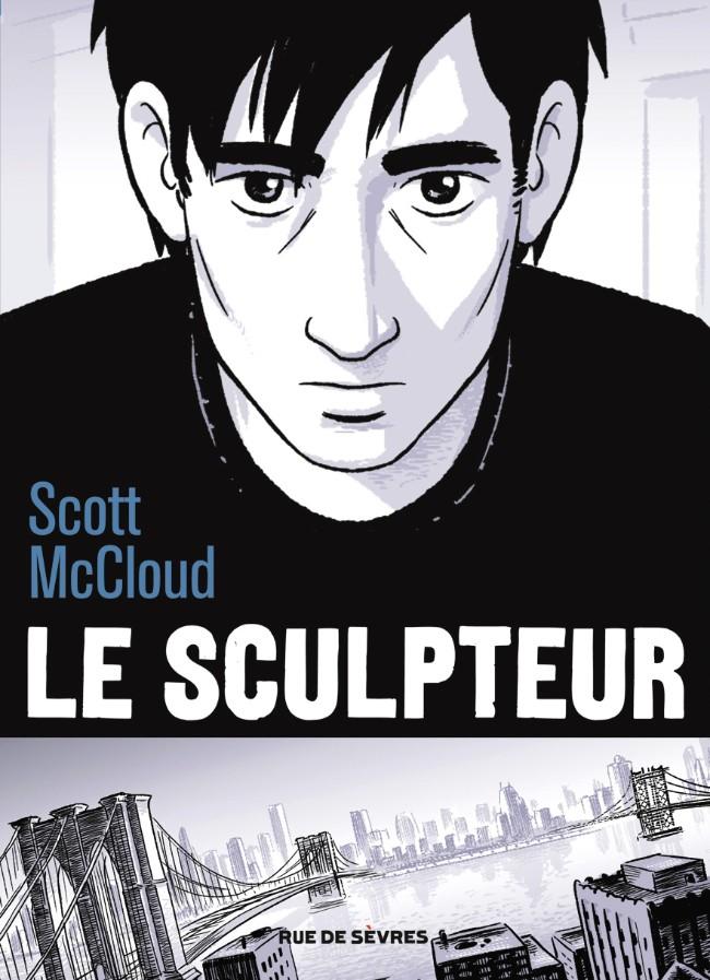 Couverture de Le sculpteur - Le Sculpteur