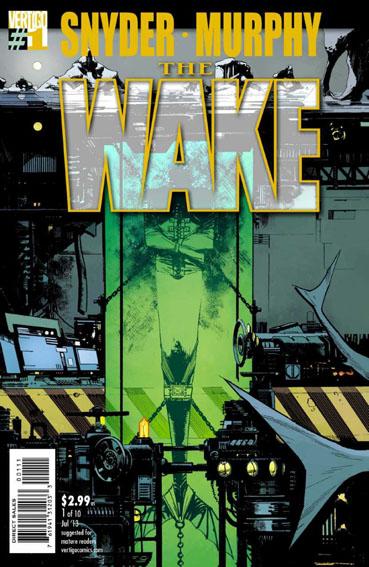 Couverture de Wake (The) (2013) -1- Part 1