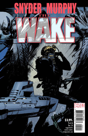 Couverture de Wake (The) (2013) -5- Part 5