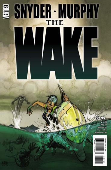 Couverture de Wake (The) (2013) -7- Part 7