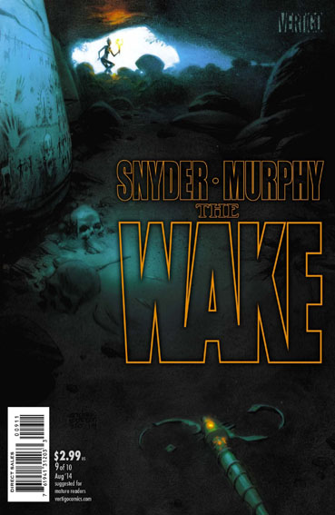 Couverture de Wake (The) (2013) -9- Part 9