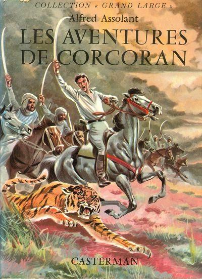 Couverture de (AUT) Funcken - Les aventures de Corcoran