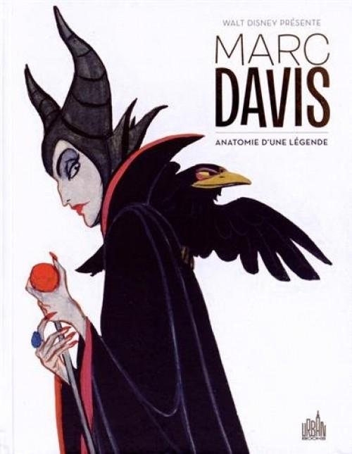 Couverture de (AUT) Davis, Marc - Walt Disney présente : Marc Davis - Anatomie d'une légende
