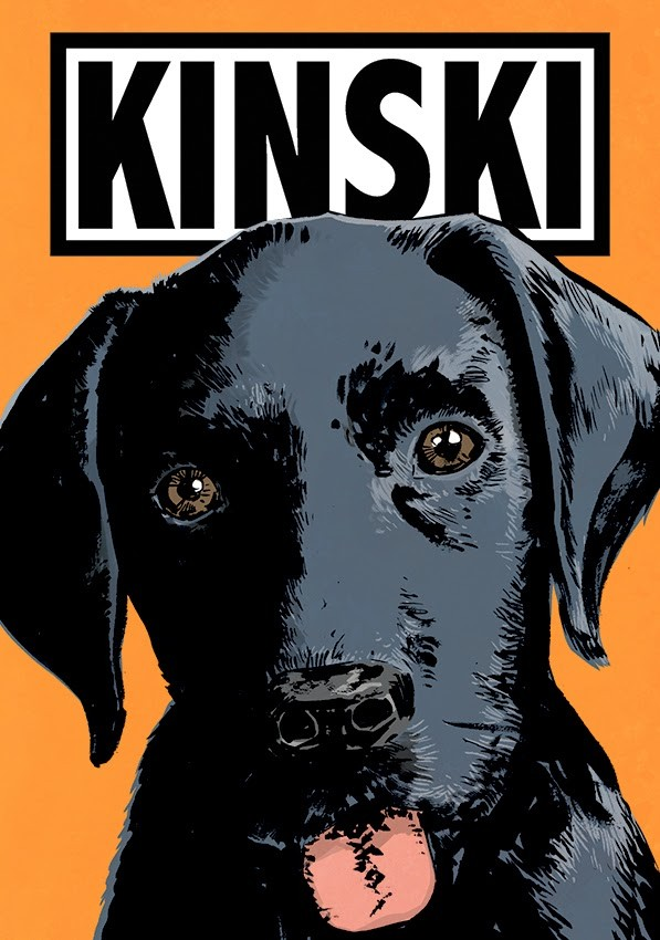 Couverture de Kinski (2013) -INT- Kinski