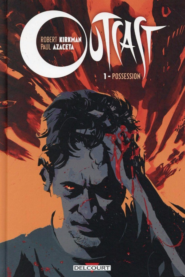 Couverture de Outcast -1- Possession