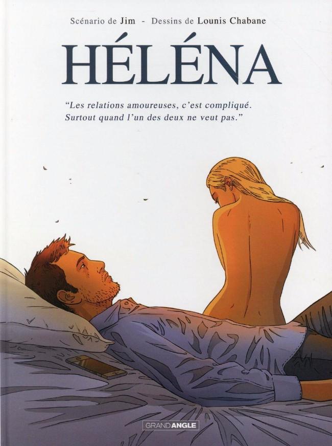 Couverture de Héléna (Jim/Chabane) -2- Héléna