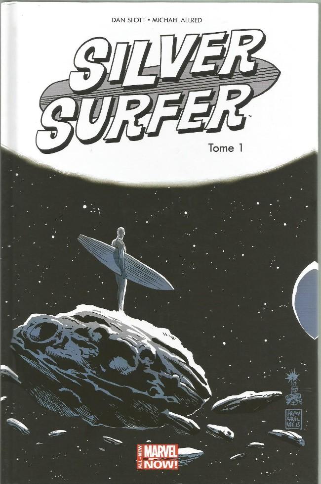 Couverture de Silver Surfer (100% Marvel - 2015) -1- Une aube nouvelle