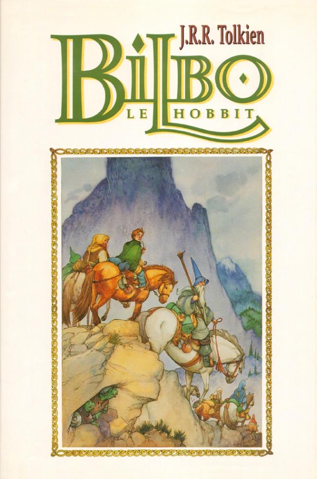 Couverture de Bilbo le Hobbit - Tome INT
