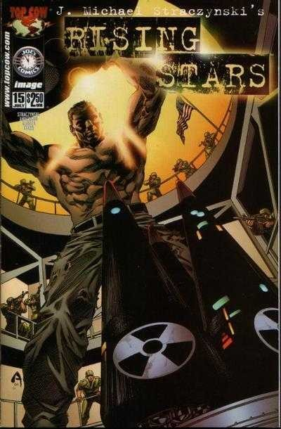 Couverture de Rising Stars (1999) -15- Power