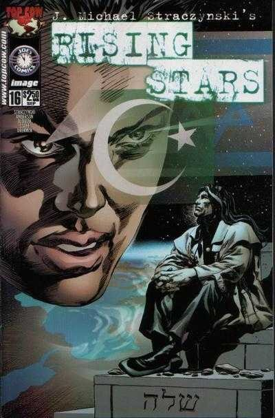 Couverture de Rising Stars (1999) -16- Selah