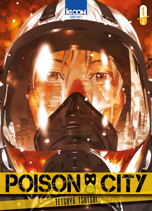 Couverture de Poison City -1- Poison City 1/2