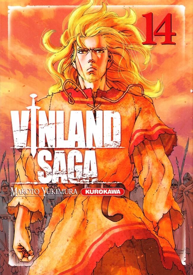 Couverture de Vinland Saga -14- Tome 14