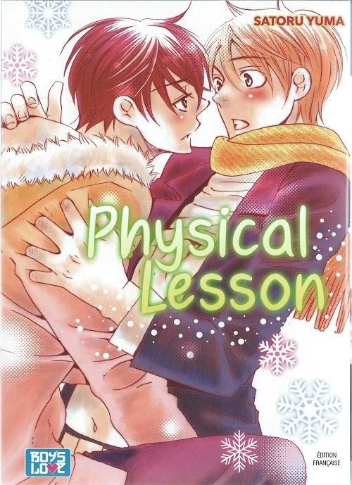 Couverture de Physical Lesson