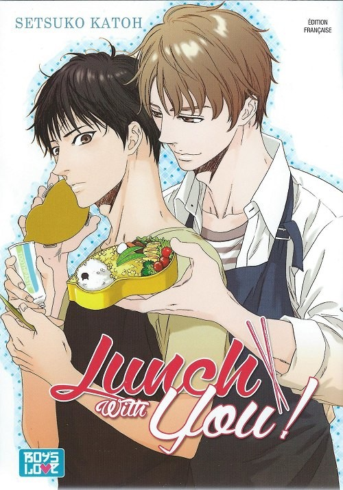 Couverture de Lunch with You!