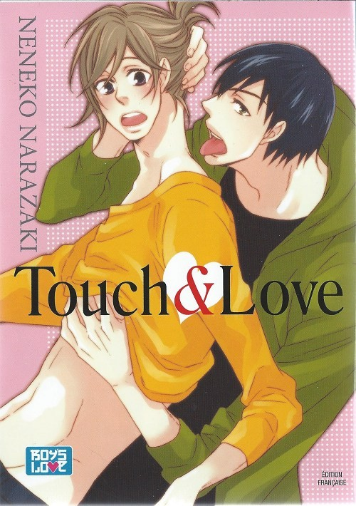 Couverture de Touch & Love